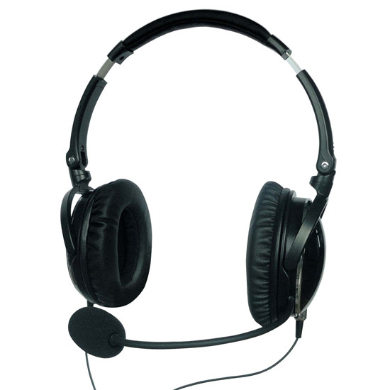 Casque avion A6 ANR UFQ
