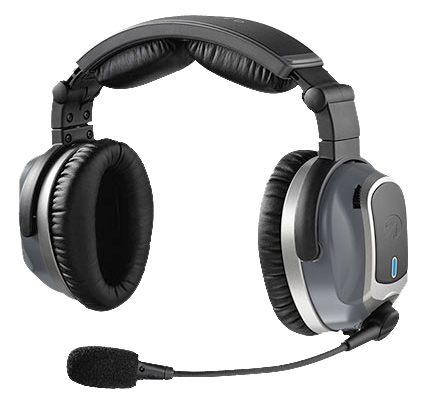 Casque Lightspeed Tango ANR (sans fil) double jacks avion - avec Bluetooth