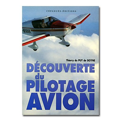 Pilotage avion virtuel