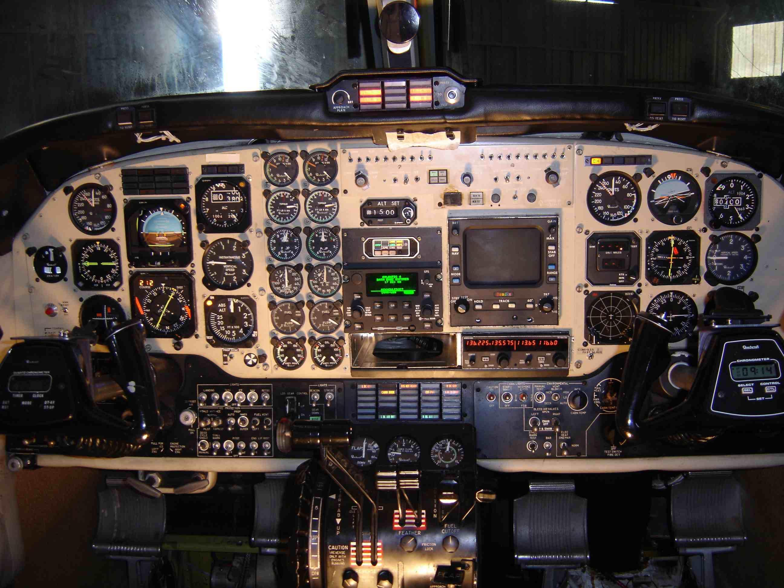 Installation Avionique Avionic
