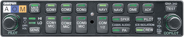 GMA 340