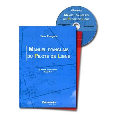 Manuel D Anglais Du Pilote De Ligne Yves Rengade Livres